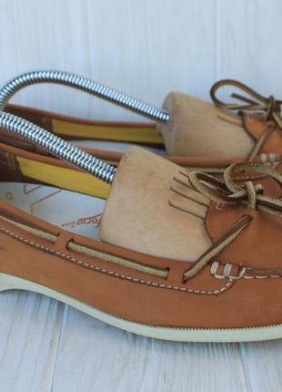 Балетки timberland кожа сша оригинал 38,5р туфли мокасины