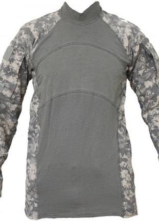 Контрактная боевая футболка с длинным рукавом термо  massif размер м-л  оригинал