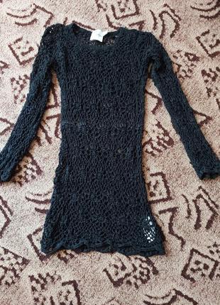 Пляжная туника,платье