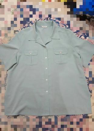 Рубашка блузка блуза ретро винтаж