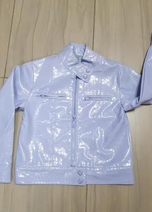 Курточка на девочку р.122 (028)