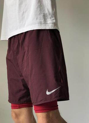 Идеальные спортивные шорты от nike dri fit