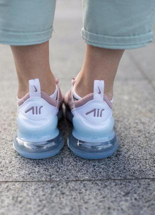 Женские кроссовки nike air max 270 наложка6 фото
