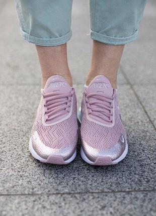 Женские кроссовки nike air max 270 наложка7 фото