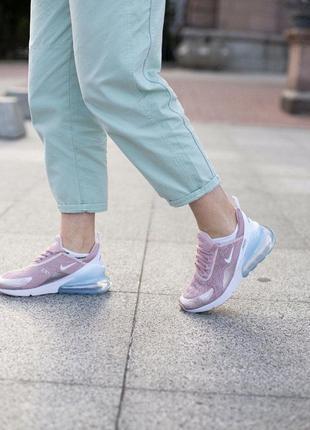 Женские кроссовки nike air max 270 наложка4 фото