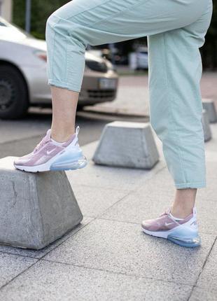 Женские кроссовки nike air max 270 наложка3 фото
