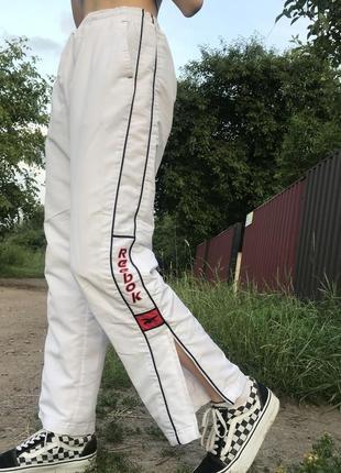 Винтажные штаны reebok