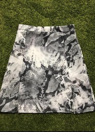 Летняя юбка юбочка дайвинг в идеале