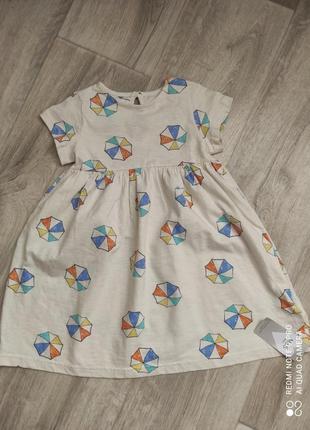 Плаття бавовна