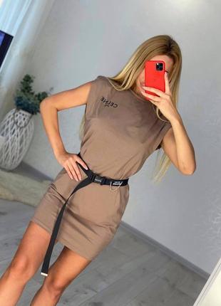 Женское платье, короткое платье, летнее платье