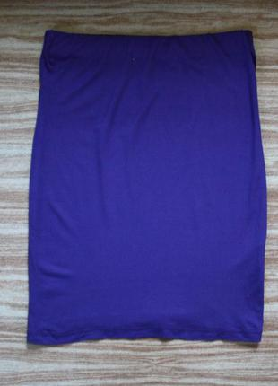 №13 фиолетовая мини юбка  atmosphere