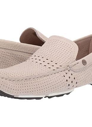 Летние туфли лоферы мокасины ugg bel-air venetian perf