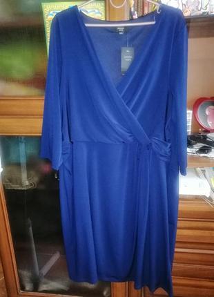 Вечернее платье большой размер