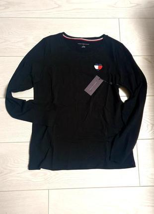 Кофта лонгслив пуловер футболка tommy hilfiger оригинал новая