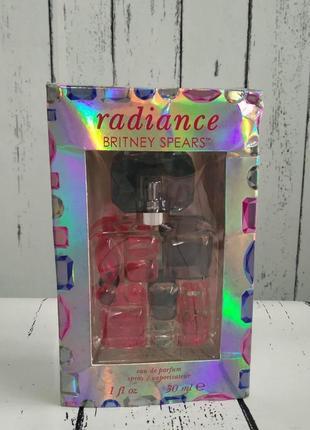 Новая парфюмированная вода britney spears - radiance 30 мл