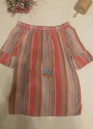 Платье туника  4хл-5хл