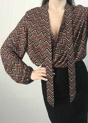 Стильная блуза на запах, блузка, топ