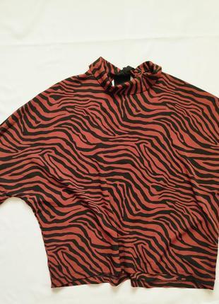 Блуза кофта с бантом сзади свободный крой  primark 42 , 44