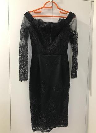 Вечернее платье, как zara