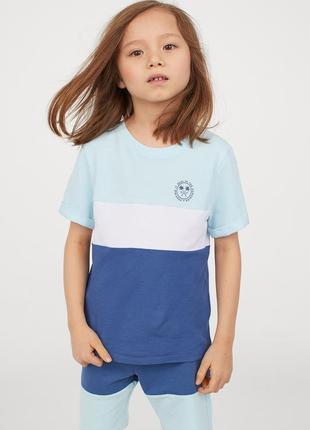 Красивая футболка h&m