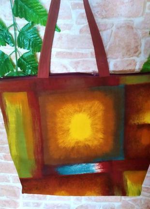 Пляжная сумка,сумка-шоппер