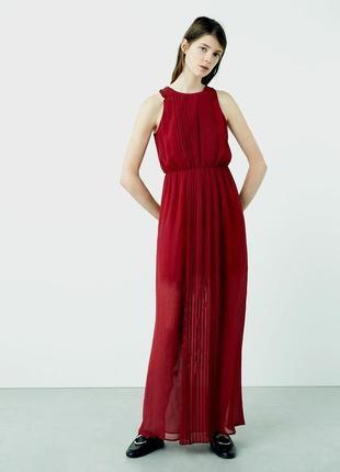 Платье шифоновое в пол / большая распродажа!
