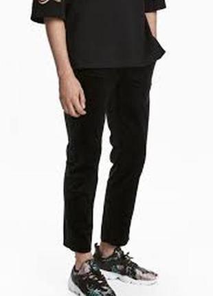 Зауженные брюки строгого кроя от burberry