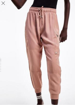 Классные брюки zara