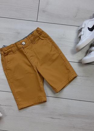 Коттоновые шорты denim co для мальчика