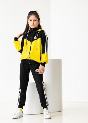 Спортивный костюм детский девочка/мальчик модель унисекс!