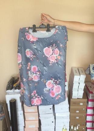 💥распродажа🔥большие размеры,разные цвета!футболка,туника,блузка6 фото