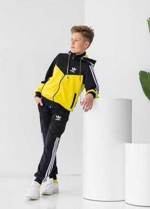 Спортивный костюм детский мальчик/девочка модель унисекс!