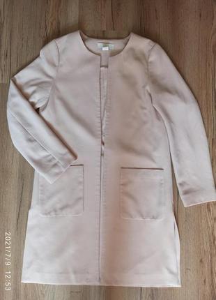 Жакет подовжений пиджак удлиненный