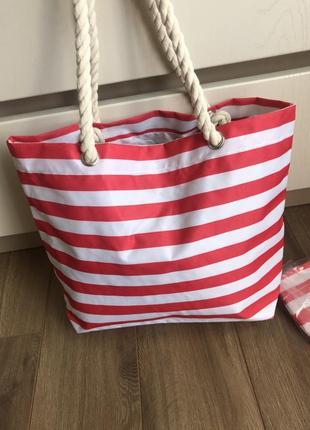 Летняя / пляжная сумка