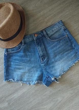 Клёвые джинсовые шорты