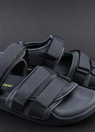 Стильные мужские летние сандали босоножки adidas