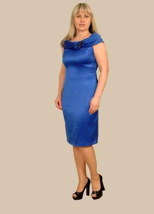 Шикарное выходное платье большого размера от dimoda