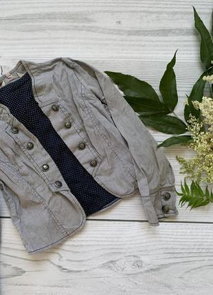 Школьный пиджак, серый пиджак, классический пиджак, дизайнерский пиджак