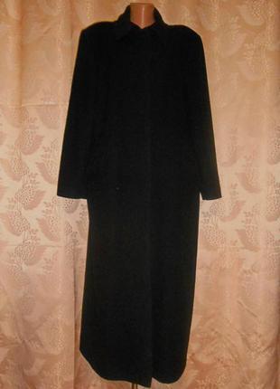 Шикарное демисезонное классическое пальто marks&spencer
