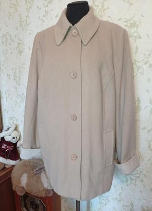 Пальто демисезонное uk22