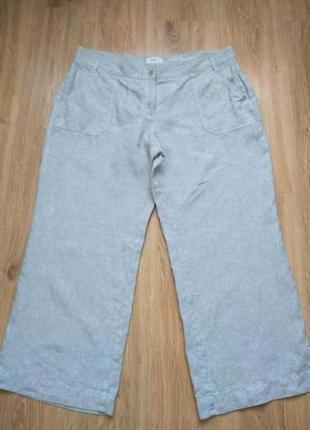 Brax льняные штаны