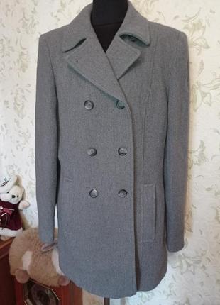 Пальто демисезонное uk16