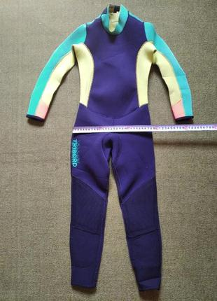 Гидрокостюм детский 6-8 лет