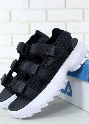 Мужские сандалии fila sandals