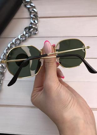 Стильные солнцезащитные очки унисекс с поляризацией2 фото