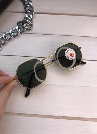 Стильные солнцезащитные очки унисекс с поляризацией
