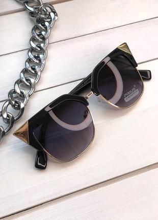 Новые солнцезащитные очки женские
