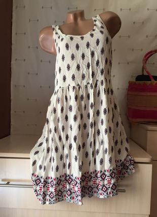 Сарафан миди / платье
