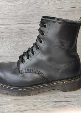 Dr.martens 42p ботинки мужские кожаные англия