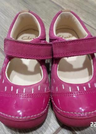 Туфли/босоножки на липучке